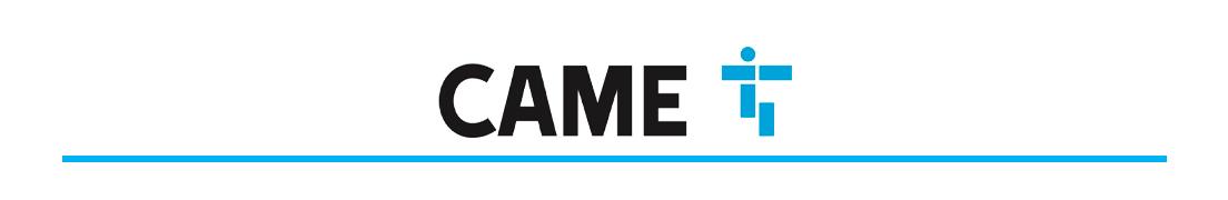 Banner de marca CAME