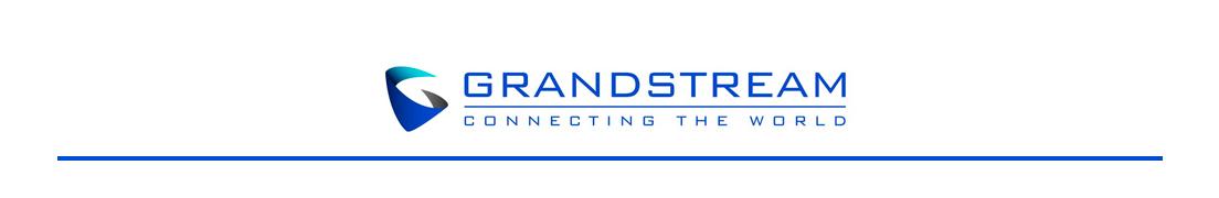 Banner de marca GRANDSTREAM