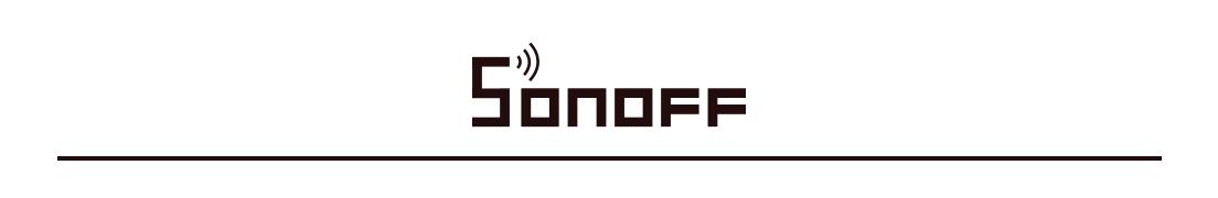 Banner de marca SONOFF