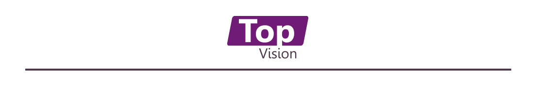Banner de marca TOPVISION POWERED BY MERIVA